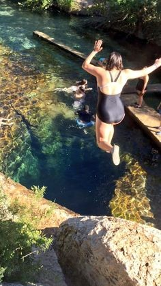 Jacob's Well Natural Area is absolutely a stunning and dazzling place